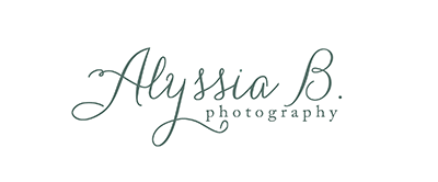 Alyssia B Photography logo